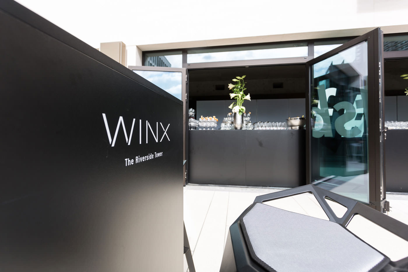 WINX. Foundation Stone